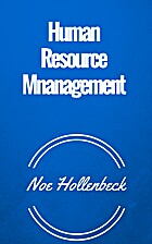 Human Resource Mnanagement by Noe Hollenbeck