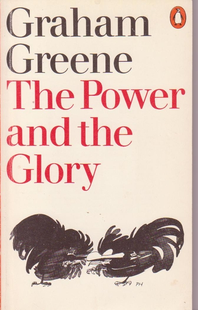 a book report on the power and the glory graham greene Books by graham greene, the power and the glory, brighton rock, the quiet american, the confidential agent, a burnt-out case, the third man, the human factor, stamboul train.