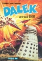 Terry Nation's Dalek Annual 1976 by Terry…