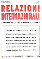 7. 1-25 : Relazioni Internazionali dal 1…