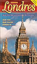 Londres Edición Española by Amadeo Storti