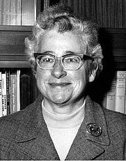 Author photo. Prof. Elizabeth Graham Cutter