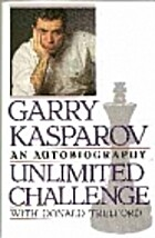 Unlimited Challenge by Garry Kasparov