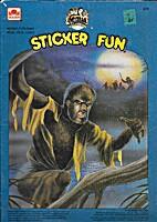 Universal Studios Monsters Sticker Fun by…