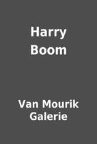 Harry Boom by Van Mourik Galerie