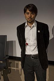 Author photo. Flavio Soriga