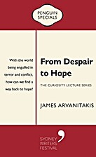 From Despair to Hope (The Curiosity Lecture…