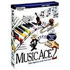 Music Ace 2 CDRom by Harmonic Vision