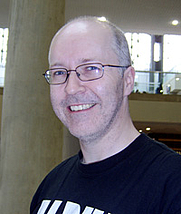 Author photo. From an Amazon Interview