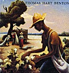 Thomas Hart Benton. Exhibition of Paintings…
