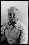 Author photo. Library of Congress, Carl van Vechten Collection, Reproduction Number LC-USZ62-42533 DLC