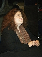 Author photo. (c) Caroline J McElwee