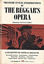 Gay's Beggar's Opera (20th Century…