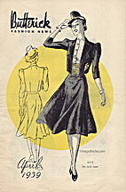 Butterick Fashion News, 1939 April by The…