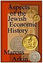 Aspects of Jewish economic history by Marcus…