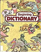 Houghton Mifflin Beginning Dictionary by…