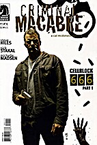 Criminal Macabre # 25: Cell Block 666 # 1