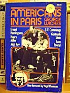 Americans in Paris by George Wickes