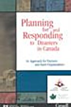 Planning for and Responding to Diasasters in…