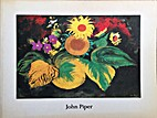 Flower Paintings By John Piper by John…