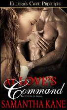 At Love's Command by Samantha Kane