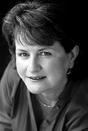 Author photo. Leigh Ann Shaw Hall