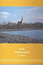 Stadt Niederkassel bei Bonn by Josef…