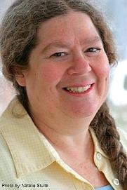 Author photo. Andrea Chesman (taken by Natalie Stultz)