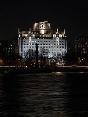Author photo. Dorling Kindersley Building, London.  Photo by James Cridland / Flickr.