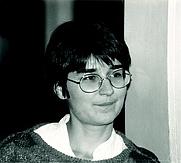Author photo. Elisabeth Bouscaren. Photo by Konrad Jacobs.