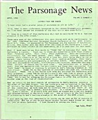 The Parsonage News (Volume 5, Number 4) The…