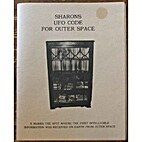 Sharon's Ufo Code for Outer Space by I. W.…