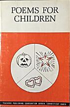 Poems for Children by Teachers Publishing…