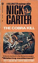 The Cobra Kill by Nick Carter