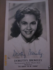 Author photo. Dorothy Bromiley Phelan