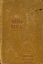 Man Size by William MacLeod Raine