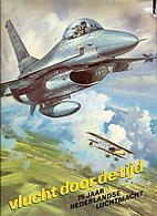 KLU 75 : vlucht door de tijd by A.P. de Jong