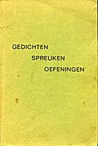 Gedichten, spreuken, oefeningen by Lena…