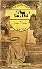 What Katy Did by Susan Collidge