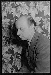 Author photo. Photo by Carl Van Vechten, Dec. 13, 1936 (Library of Congress, Carl Van Vechten Collection, Digital ID: van 5a51727)