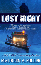 Lost Night by Maureen A. Miller
