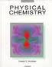 Physical Chemistry, Third Edition by Robert…