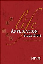 The Life Application Bible by Tyndale House…