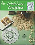 Crochet Irish Lace Doilies by Ferosa Harold