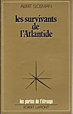 Les Portes de l'étrange by Albert Slosman