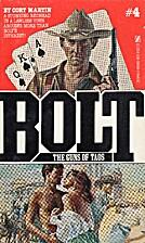 The Guns of Taos (Bolt) by Cort Martin