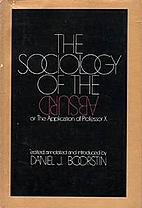 The sociology of the absurd;: Or, The…