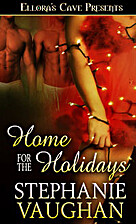 Home for the Holidays by Stephanie Vaughan