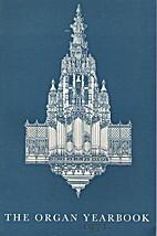 The Organ yearbook vol. 2