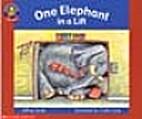 One Elephant in a Lift by Jeffrey Leask
